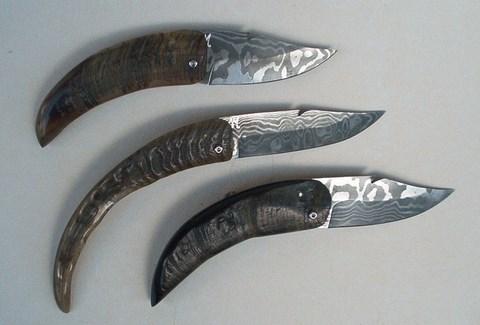 couteau de chasse pliant corse